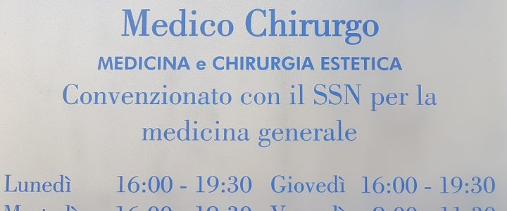 Dott. Aurelio Ciaccia
