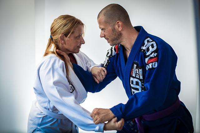 Jiu Jitsu brasiliano